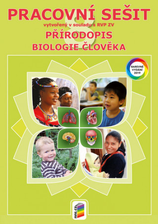 Přírodopis 8 Biologie člověka Pracovní sešit