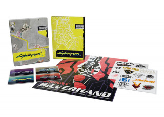 World Of Cyberpunk 2077 Deluxe Edition
