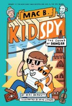 Sound of Danger (Mac B., Kid Spy #5)