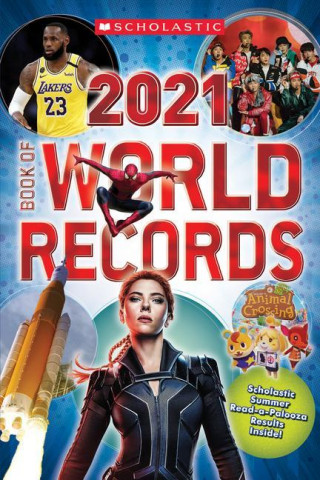 Scholastic Book of World Records 2021