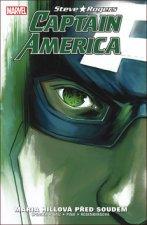 Captain America Steve Rogers Maria Hillová před soudem