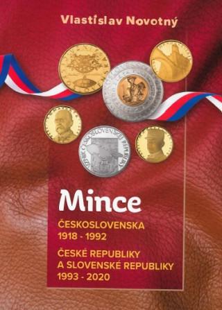 Mince Československa 1918-1992 České republiky a Slovenské republiky 1993-2020