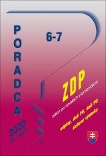 Poradca 6-7 2020 ZDP, odpisy, daň FO, daň, PO, daňové výdavky