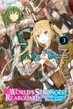 The World's Strongest Rearguard: Labyrinth Country's Novice Seeker, Vol. 3 (Light Novel)