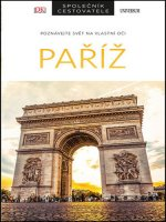 Paříž Společník cestovatele