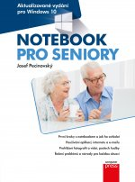 Notebook pro seniory pro Windows 10