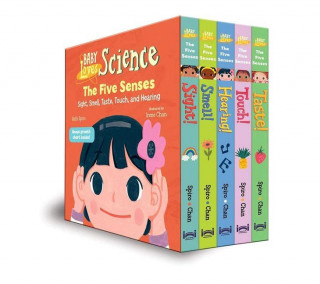 Baby Loves the Five Senses Boxed Set