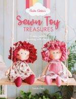 Anita Catita's Sewn Toy Treasures: 15 Easy Patterns Bursting with Charm