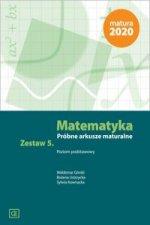 Matematyka Próbne arkusze maturalne. Zestaw 5 Poziom podstawowy