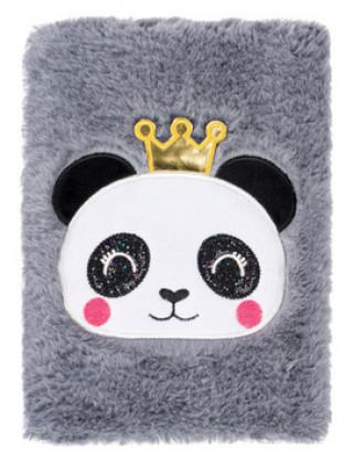 Notes plyšový Panda Baagl
