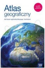 Atlas geograficzny dla liceum i technikum
