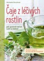 Čaje z léčivých rostlin