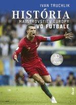 História majstrovstiev Európy vo futbale