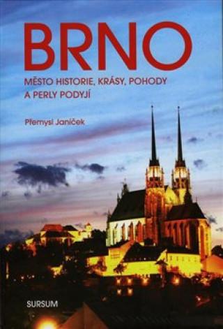 Brno město historie, krásy, pohody a perly Podyjí