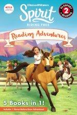 Spirit Riding Free: Reading Adventures