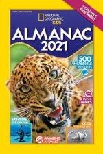 National Geographic Kids Almanac 2021 International Edition