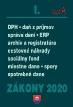 Zákony 2020 I. časť A