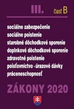 Zákony 2020 III. časť B