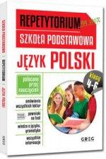 Repetytorium Szkoła podstawowa 4-6 Język polski