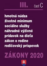 Zákony 2020 III. časť C