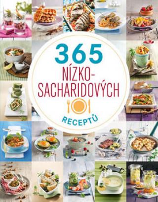 365 nízko-sacharidových receptů