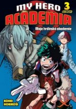 My Hero Academia 3 Moje hrdinská akademie