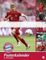 FC Bayern München Posterkalender 2021