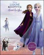 Ledové království II - Hravá knížka se 16 magnetkami