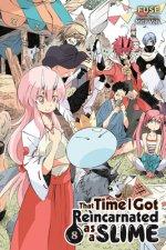 That Time I Got Reincarnated as a Slime, Vol. 8 (light novel)