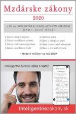 Mzdárske zákony 2020