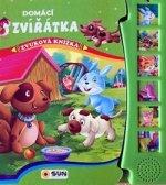 Domácí zvířátka - Zvuková knížka