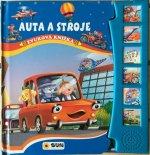 Auta a stroje Zvuková knížka
