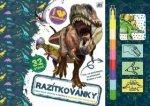 Razítkovánky Dinosauři