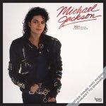 Michael Jackson 2021 - 18-Monatskalender