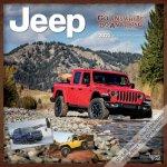 Jeep 2021 - 18-Monatskalender