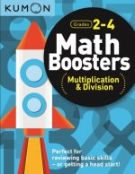Math Boosters: Multiplication & Division (Grades 2-4)