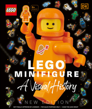 Lego(r) Minifigure a Visual History New Edition: With Exclusive Lego Spaceman Minifigure! [With Toy]