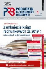 Zamknięcie ksiąg rachunkowych za 2019 r.w jednostkach sektora publicznego