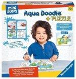 Aqua Doodle® Puzzle: Heimische Tiere