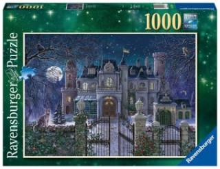 Die Weihnachtsvilla. Puzzle 1000 Teile