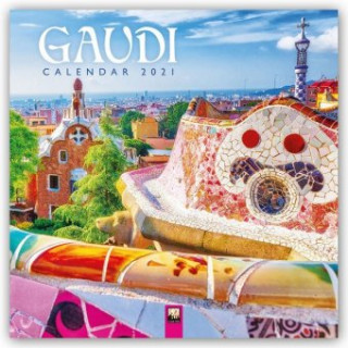 Gaudí - Antoni Gaudí 2021