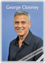 George Clooney 2021 - A3 Format Posterkalender
