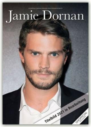 Jamie Dornan 2021 - A3 Format Posterkalender