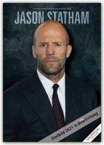 Jason Statham 2021 - A3 Format Posterkalender