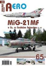 MiG-21MF v čs. a českém letectvu 2.díl