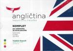 Angličtina - Komplet ( Gramatika, Cvičení, CD MP3)