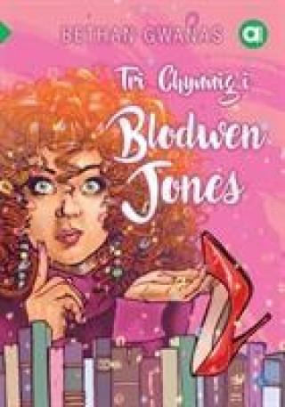 Cyfres Amdani: Tri Chynnig i Blodwen Jones