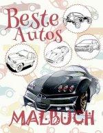 ✌ Beste Autos ✎ Malbuch Auto ✎ Malbuch AB 5 Jahre ✍ Malbuch Jungen AB 5: ✎ Best Cars Boys Coloring Book Coloring Book for Kids ✎ (Coloring Book Nerd)