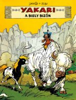 Yakari a Biely bizón