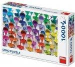 Barvy 1000 Puzzle nové